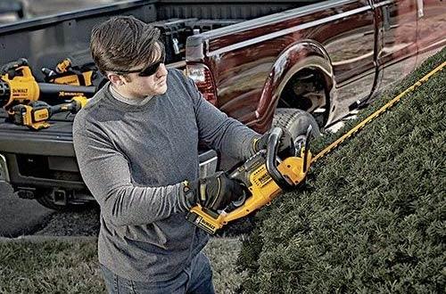 DEWALT DCHT820B 20V Cordless Hedge Trimmers