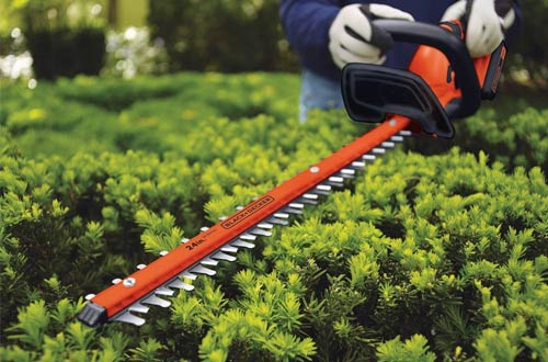 BLACK and DECKER 40V MAX Battery Cordless Hedge Trimmers