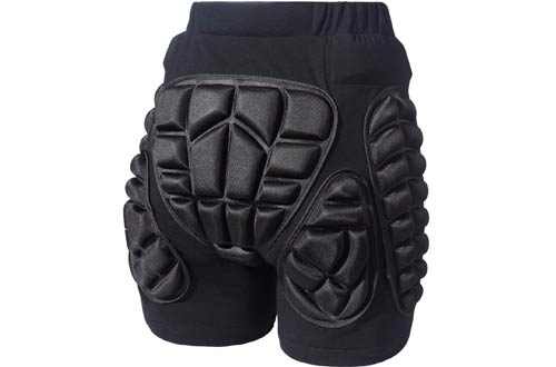 Soared 3D Protection EVA Padded Short Pants