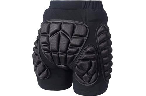 Soared 3D Protection EVA Padded Short Pants