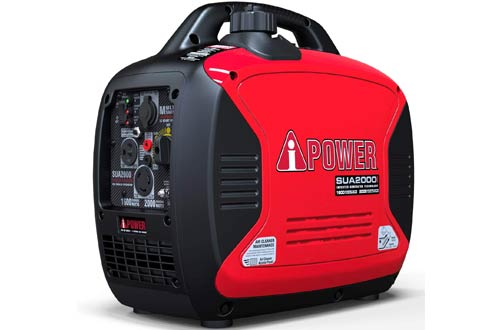 A-iPower SUA2000iV 2000-Watt Portable Inverter Generators