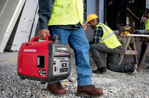 Honda 662250 EB2200i 2,200 W Portable Inverter Generators