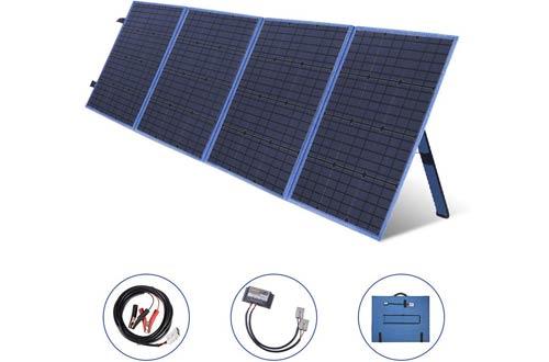 MEGSUN 200 Watt PortableFoldable Solar Panel Kits -Monocrystalline Solar Panel Charger