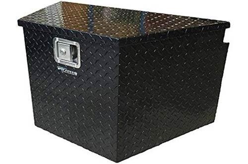 Pit Posse Waterproof Aluminum Trailer Tongue Boxesfor Truck & Pick Up