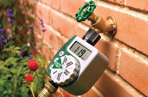 Water Hose Timers