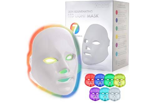 YOOVE 7-Color LED Face Masks for Healthy Skin Rejuvenation