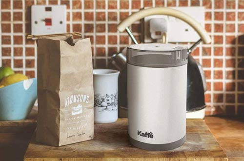 Kaffe KF2020 Stainless Steel Electric Coffee Grinders