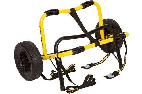 Suspenz Heavy Duty Airless Kaya Carts