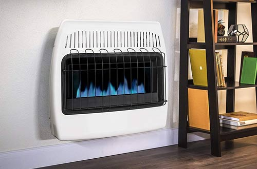 Dyna-Glo 30,000 BTU Vent Free Natural Gas Wall Heaters
