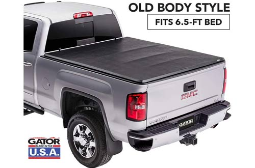 Gator ETX Soft Tri-Fold Truck Bed Tonneau Cover