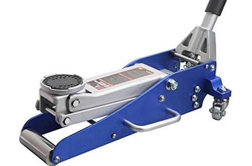 Aluminum & Steel Racing Floor Jacks