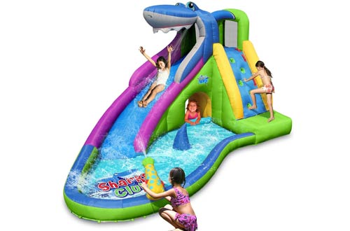 Above Ground Pool Slide for Kids