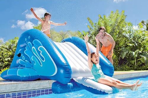 Intex Inflatable Water Slides for Adults