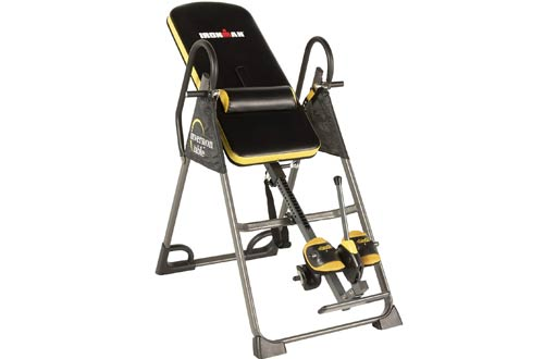 IRONMAN Gravity Highest Weight Inversion Tables