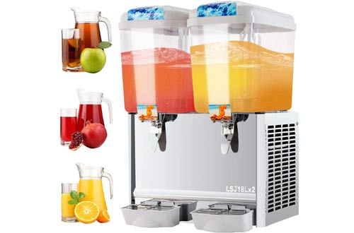 SUNCOO Commercial Juice Dispensers