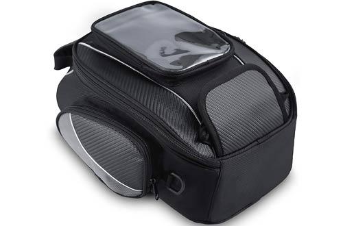 OHMOTOR Strong Waterproof Motorcycle Tank Bags