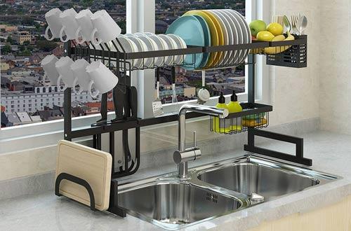 Dish Drainer Rack for Kitchen