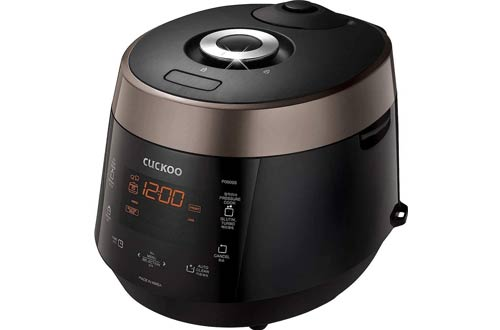 Cuckoo Electric Heating Pressure Rice Cookers and Warmer