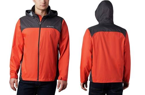 Packable Rain Jacket for Men