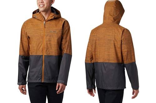 Mountain Hardware Rain Jacket with Hood