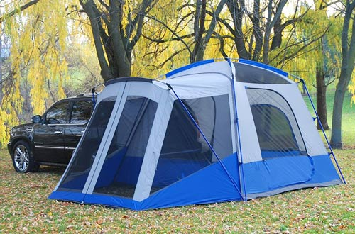 Napier Family-Tents Sportz SUV Tents