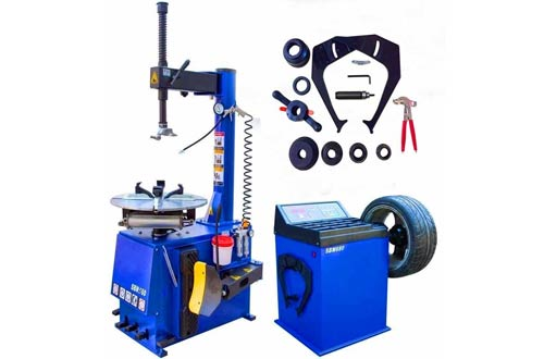 CHIEN RONG 1.5 HP Tire Changer Machines