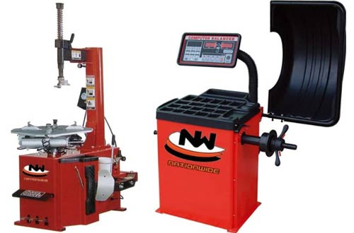 Nationwide NW-530 Tire Changing Machine