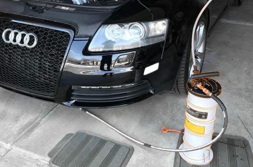 Pneumatic Oil Vacuum Pump