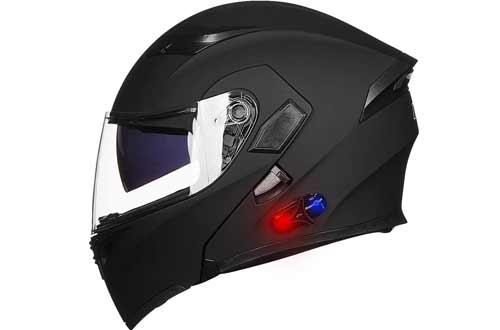 ILM Full Face Bluetooth Motorcycle Helmets