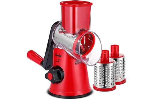 Geedel Kitchen Rotary Cheese Grater
