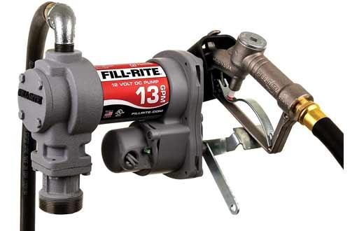Standard Duty SD1202H 12V 13 GPM Fuel Transfer Pumps