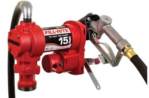 Fill-Rite FR1210H 12 Volt Fuel Transfer Pumps
