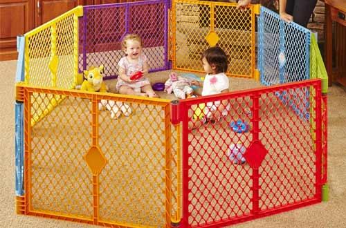 Baby Play Yards
