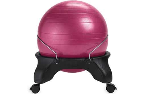 GaiamBalance Ball Chairwith Air Pump