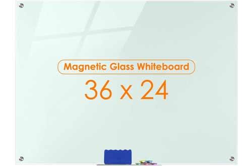 MAXtekMagneticGlass Whiteboards