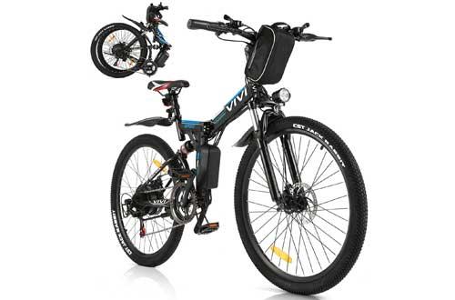 Lightweight Folding Electric Bikes