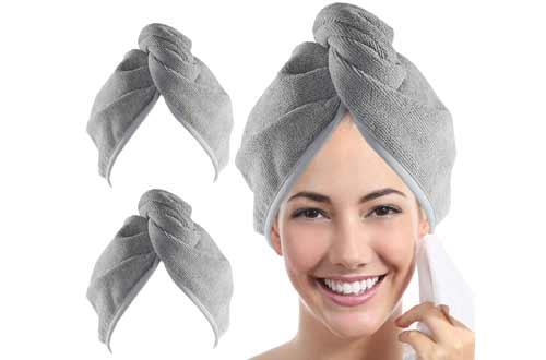 Microfiber Hair Drying Towels