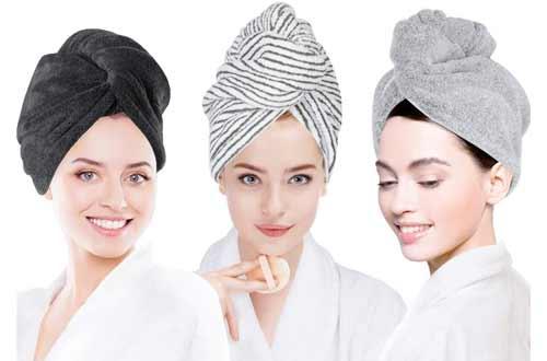 Super Absorbent Hair Turban for Women