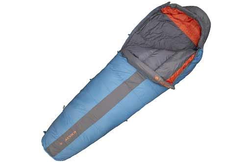Kelty CosmicUltralight Backpacking Sleeping Bags with Stuff Sack
