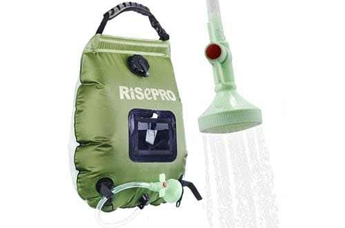 Solar Shower Bag